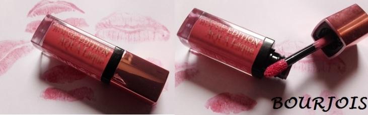 rouge edition aqua laque bourjois