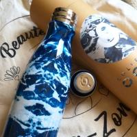 QWETCH : La bouteille isotherme pour moins de plastique...