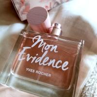 Mon parfum de l'été : MON EVIDENCE, Yves Rocher
