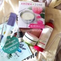 #3 AROMA-ZONE : Fabrication de mes soins à la maison !